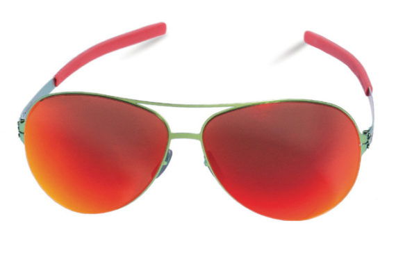 raf s electric green crimson mirror red