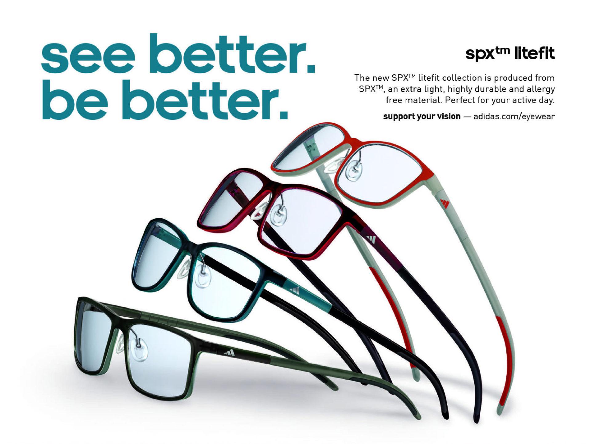 Adidas Eyewear - Evershine Optical