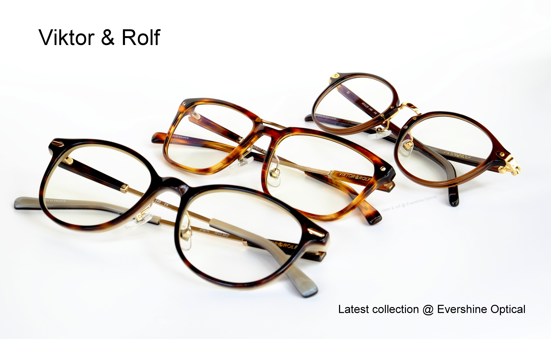 b9aaf31f8e Viktor   Rolf new collection - Evershine Optical