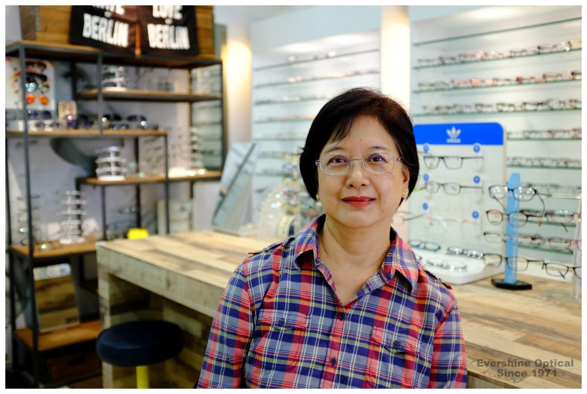 Seiko eyewear