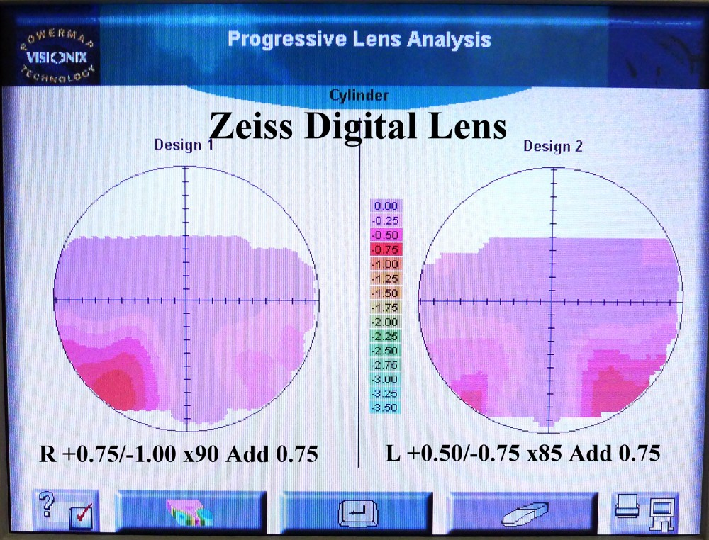 Zeiss Digital Lens vs Hoya Nulux Active - Evershine Optical aa00f0f907