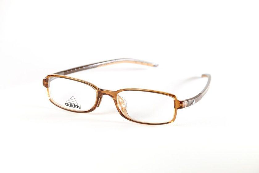 adidas  a010 6055 s49 transparent brown