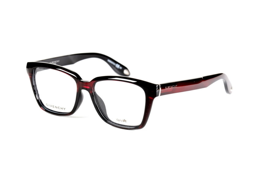 Givenchy GV 0023  PZZ Bergundy mirror 52_side