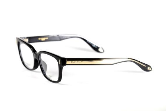 Givenchy GV 0025 VRU Black gold s53_side
