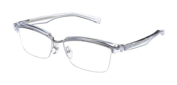 999.9 M-802 2000 Clear x silver