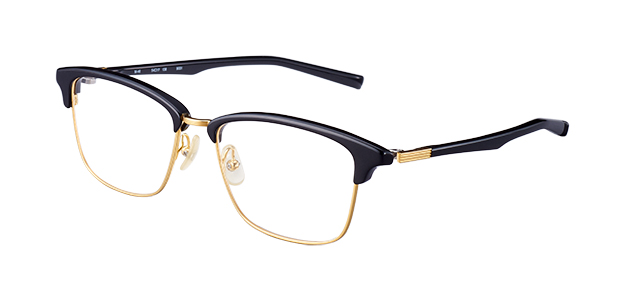 M-46 9001 Black × Yellow Gold