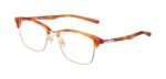 m-46 5081 Orange Brown Demi × White Gold
