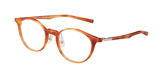 npm-61 5081 Orange Brown Demi × White Gold_999.9