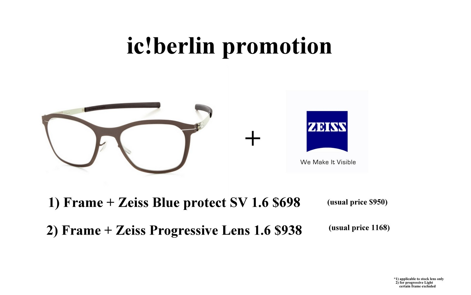 ic berlin promotion evershine optical