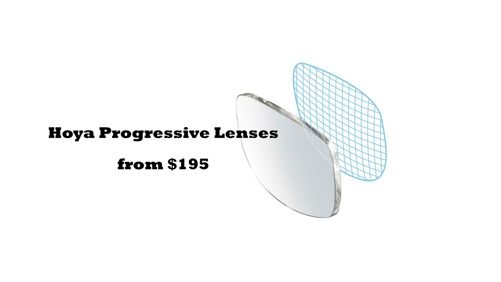 hoya progressive lens promo