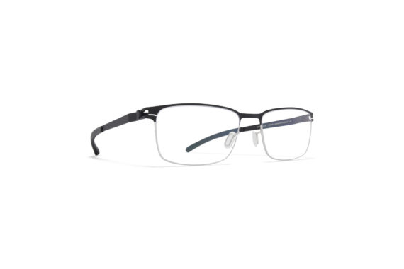 mykita gerhad shiny graphite nearly black